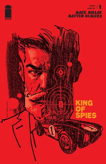 Cover image for KING OF SPIES #1 (OF 4) CVR C CHIARELLO (MR)