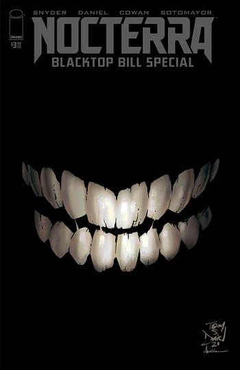 Cover image for NOCTERRA SPECIAL CVR C BLACKOUT VAR (MR)
