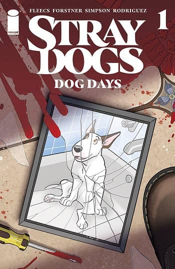 Cover image for STRAY DOGS DOG DAYS #1 (OF 2) CVR A FORSTNER & FLEECS