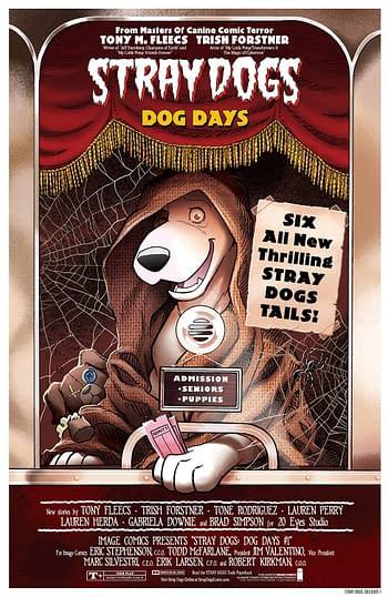 Cover image for STRAY DOGS DOG DAYS #1 (OF 2) CVR B HORROR MOVIE VAR