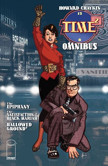 Cover image for TIME2 OMNIBUS HC (MR)