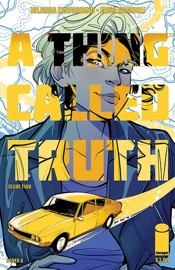 Cover image for A THING CALLED TRUTH #2 (OF 5) CVR A ZANFARDINO