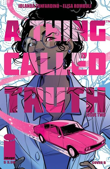 Cover image for A THING CALLED TRUTH #2 (OF 5) CVR B ZANFARDINO
