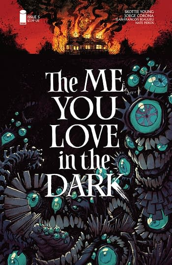 Cover image for ME YOU LOVE IN THE DARK #5 (OF 5) (MR)