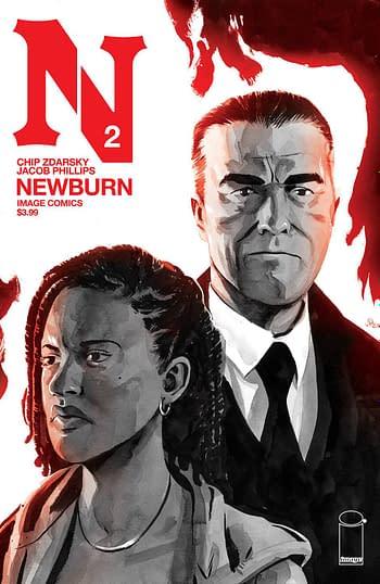 Cover image for NEWBURN #2 (MR)