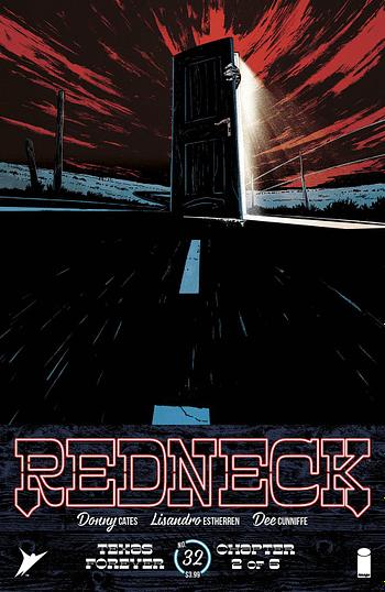 Cover image for REDNECK #32 (MR)