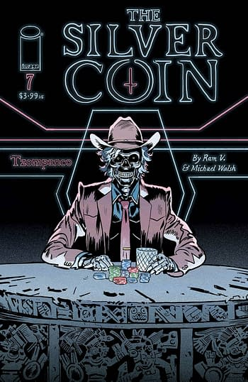 Cover image for SILVER COIN #7 CVR A WALSH (MR)
