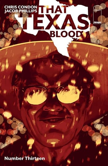 Cover image for THAT TEXAS BLOOD #13 (MR)
