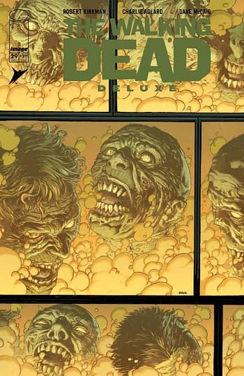 Cover image for WALKING DEAD DLX #29 CVR A FINCH & MCCAIG (MR)