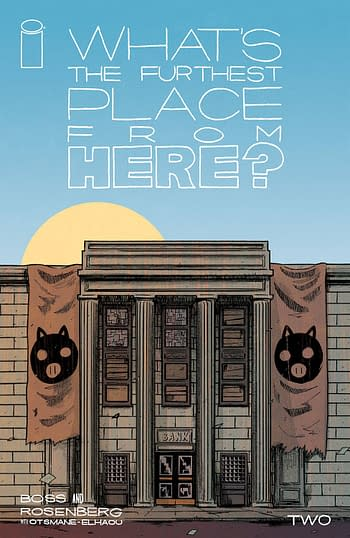 Cover image for WHATS THE FURTHEST PLACE FROM HERE #2 CVR A BOSS