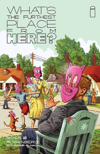 Cover image for WHATS THE FURTHEST PLACE FROM HERE #2 CVR C 15 COPY INCV