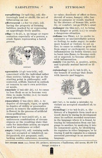 Cover image for ICE CREAM MAN #28 CVR A MORAZZO & OHALLORAN (MR)
