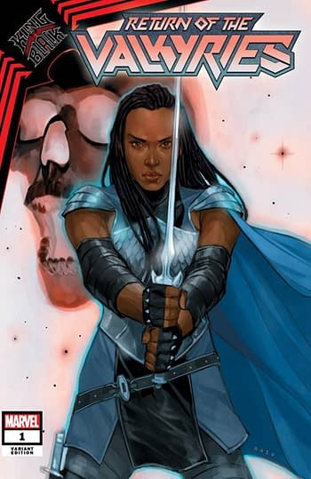 A New Valkyrie For The King In Black: Return of the Valkyries