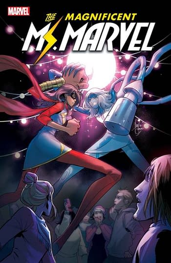 Marvel Comics Cancels Magnificent Ms Marvel In January 2021 - For Now