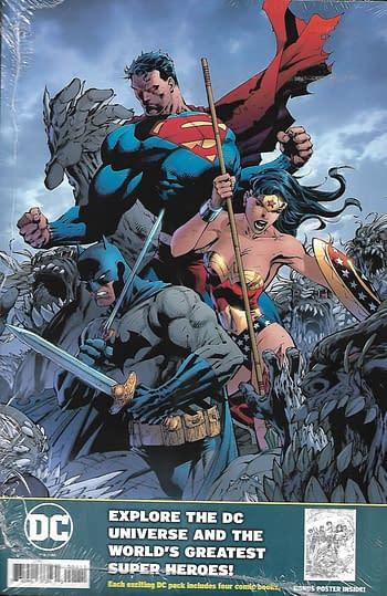 Future State Wonder Woman #1 Pack Back