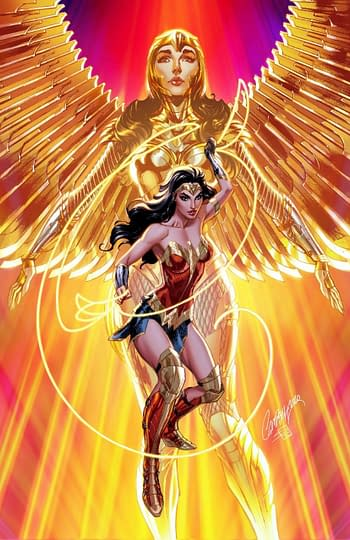 DC Wonder Woman Variant Covers