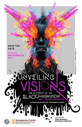 Dieselfunk Dispatch: BSAM's Reynaldo Anderson Talks the State of Afrofuturism