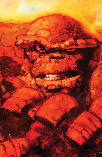 Galactus Comes to the Fantastic Four in January