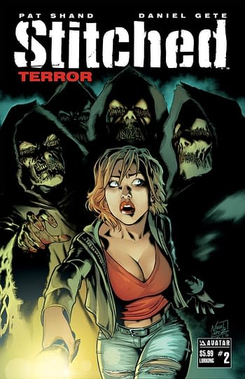 Penultimate Issue of Alan Moore and Kevin O'Neill's Cinema Purgatorio in Avatar Press' February 2019 Solicits