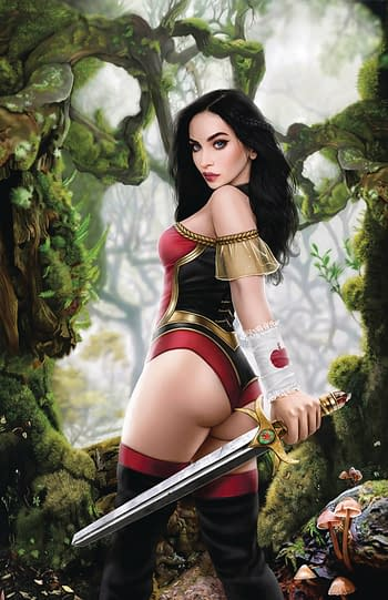 Grimm Fairy Tales #38 Cover C