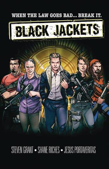 Black Jackets GN