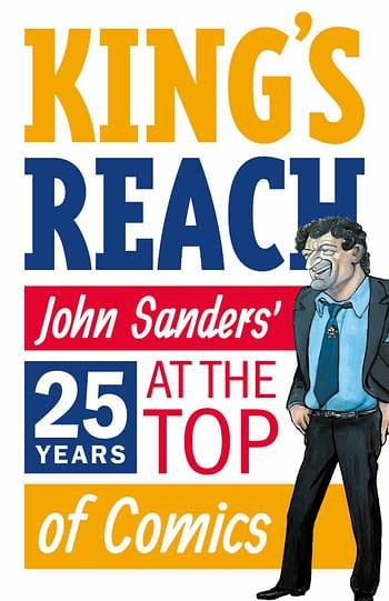 John Sanders Tell-All Book About Action and Other UK Comics Secrets