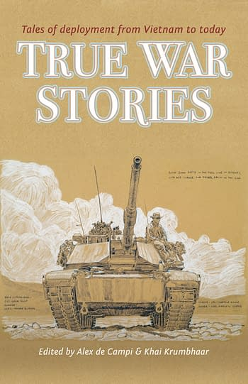 True War Stories, Z2 Title For Local Comic Shop Day To Stir Things up