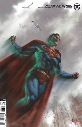 Action Comics #1023 Variant Cover
