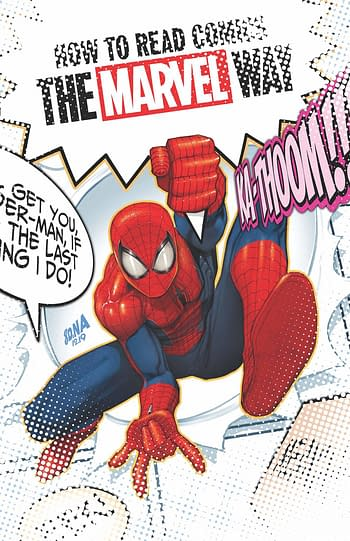 How To Read Comics The Marvel Way, Off The Missing In Action MIA List