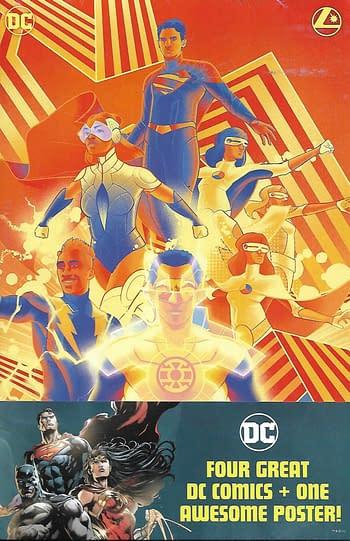 Legion Of Super Heroes #12 Set Front