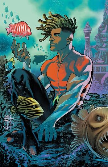 DC Comics September 2021 Solicits and Solicitations