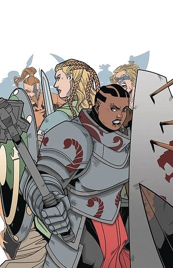 Cover image for HATH NO FURY #1