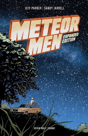 Cover image for METEOR MEN EXPANDED EDITION TP #0 (MR)