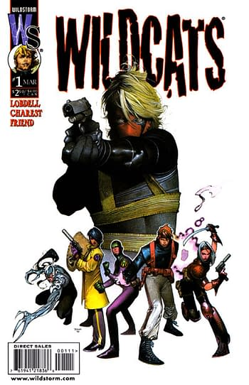 Wildcats #1 Main Cover