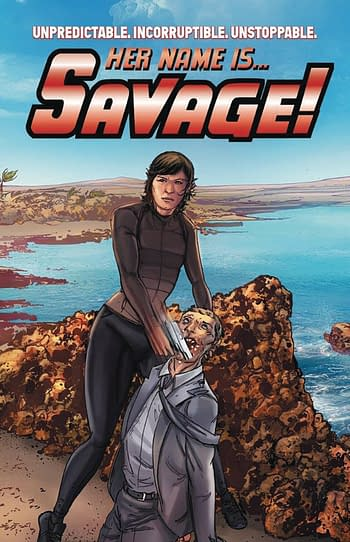 Her Name Is Savage Volume 01 GN