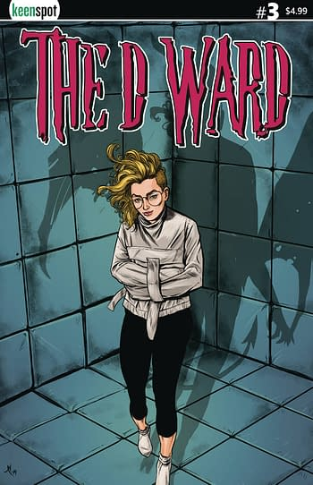 The D Ward #3 Cover A