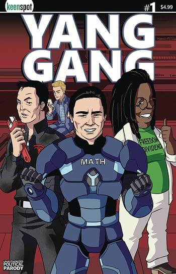 Yang Gang #1 Cover A