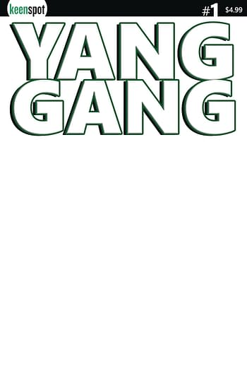 Yang Gang #1 Cover B