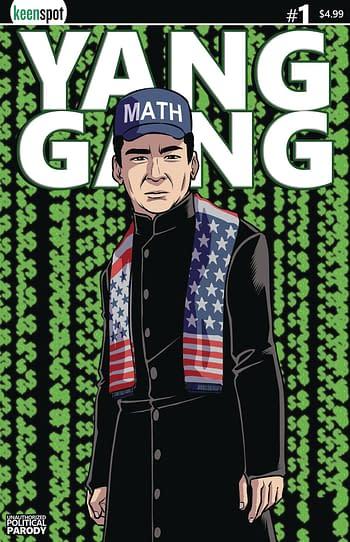 Yang Gang #1 Cover C
