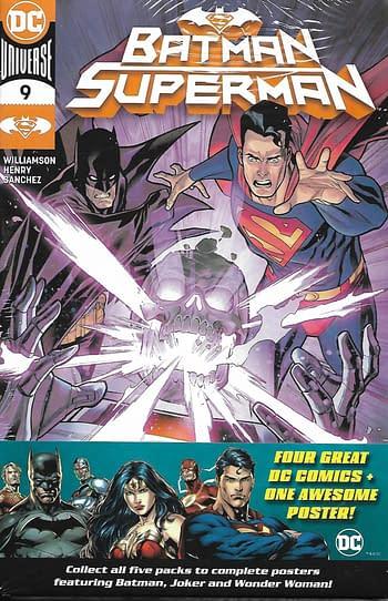 Set 2, Batman/Superman #9 Main Cover
