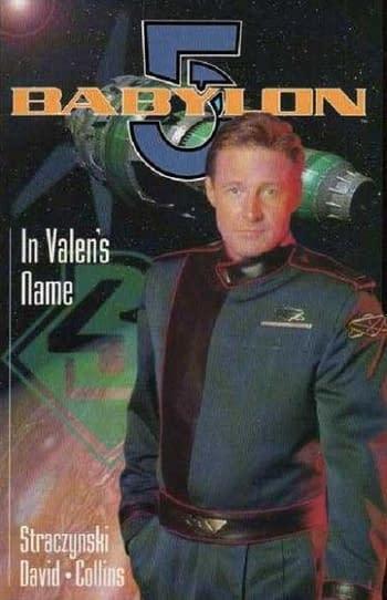 Babylon 5 In Valens Name TP Cover
