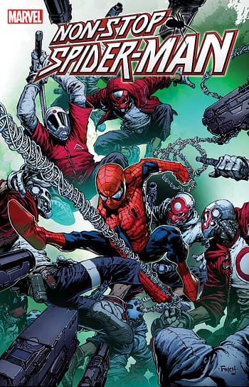 Late Marvel Comics, From Black Panther to Thor to Non-Stop Spider-Man