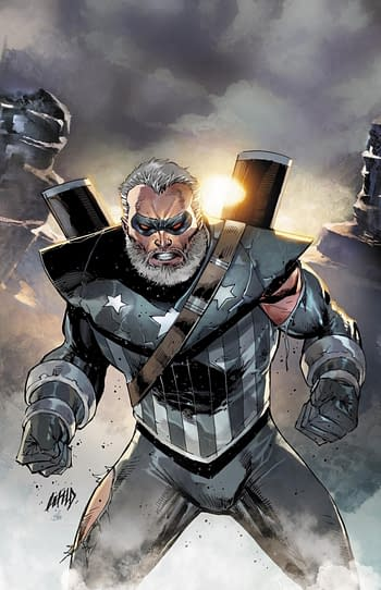 Is Tone Rodriguez Innocent Of Spoiling Rob Liefeld's The Shield?
