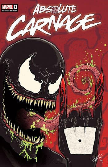 Donny Cates Is Drawing A King Spawn #1 Cover For Todd McFarlane?