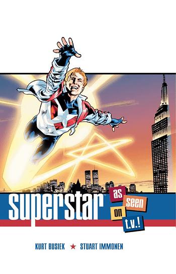 Kurt Busiek's Astro City, And Others, Return To Image Comics