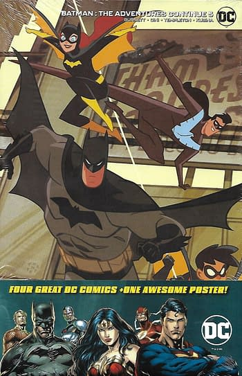 Batman The Adventure Continues #5 Variant Cover Pack Front