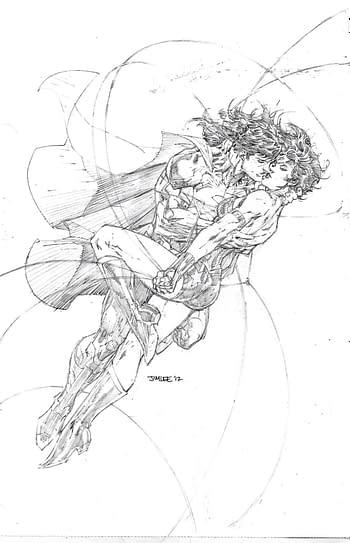 Legion Of Super Heroes #12 Set Poster