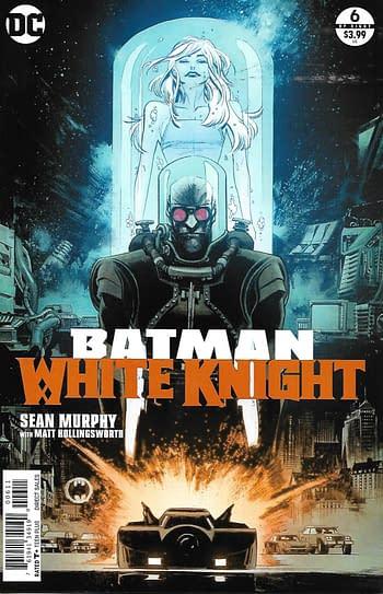 Batman White Knight #6 Main Cover