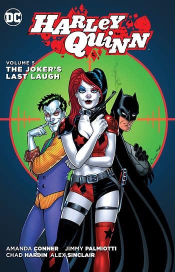 Harley Quinn TP Volume 5 Cover