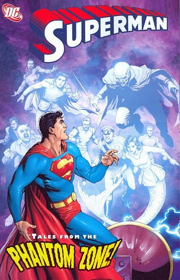 Superman Tales From The Phantom Zone TP Cover